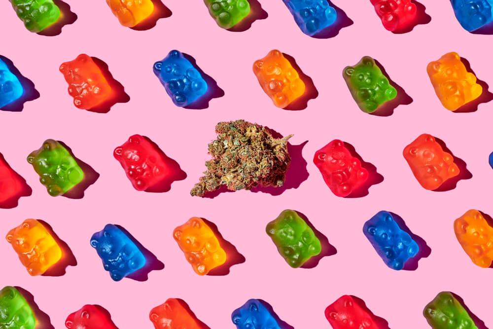 cannabis edibles in Long Beach, CA